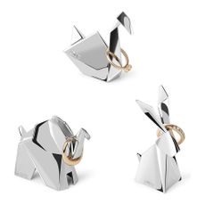 Set-Origami-3-piezas-Gris-Conejo-Elefante-Cisne-Umbra-1-11731