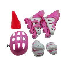 Set-de-patines---accesorios-color-rosado-1-11777
