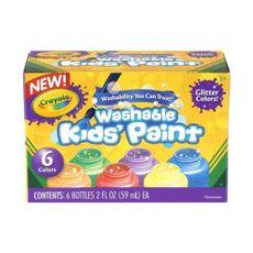 Caja-de-6-Pinturas-Lavables-Glitter-Crayola-1-12279