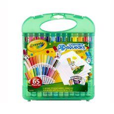 Estuche-Marcadores-Rotuladores-Lavables-65-piezas-Crayola-1-12339