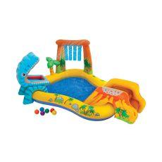 Piscina-inflable-centro-de-juego-diseño-Dinosaurio-1-12541
