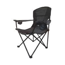 Silla-de-Camping-plegable-malla-con-portavaso-color-Negro-Impulse-1-13096