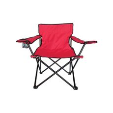 Silla-de-camping-plegable-rojo-c-poza-vaso-1-13097