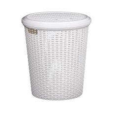 Cesto-de-Ropa-LINES-40L-color-Blanco-Harmony-1-13720