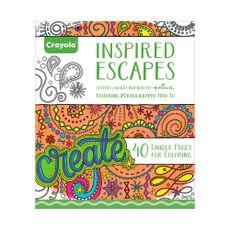 Libro-para-colorear-Inspired-Escapes-Crayola-1-14530