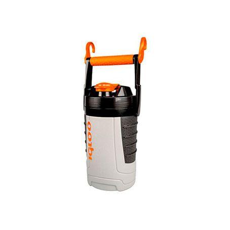 Botella-de-agua-c-agarre-proformance-095L-Gris-Naranja-Igloo-1-14763