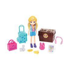 Polly-Pocket-Pack-de-modas-turista-Fashion-GDM12-Mattel-1-15298