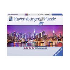 Puzzle-Luces-de-Manhattan-1000pz-15078-Ravensburger-1-15595