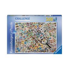 Puzzle-Desafio-de-Sellos-500pz-14805-Ravensburger-1-15607