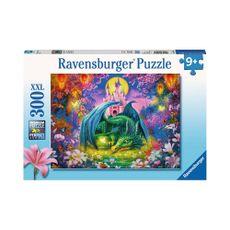 Puzzle-Dragon-en-el-Bosque-300pz-XXL-13258-Ravensburger-1-15617