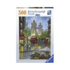 Puzzle-Londres-Pintoresco-500pz-14812-Ravensburger-1-15612