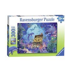 Puzzle-Tesoro-en-el-Mar-300pz-XXL-13255-Ravensburger-1-15620