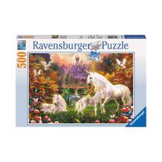 Puzzle-Unicornios-Magicos-500pz-14195-Ravensburger-1-15616