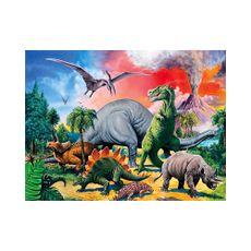 Puzzle-Entre-los-Dinosaurios-100pzas-XXL-1-16980