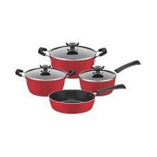 Bateria-de-cocina-4-piezas-Piacenza-color-Roja-1-17768