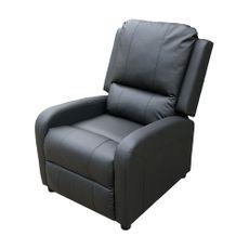Sofa-Reclinable-OSLO-Cuero-Eco-color-Negro-1-17781