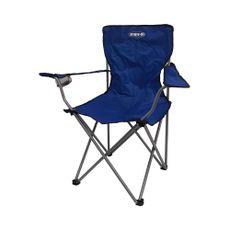 Silla-plegable-con-porta-vaso-color-Azul-Marino-1-18438