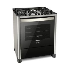 Cocina-5H-vidrio-color-Negro-horno-a-gas-GN-Gran-Cheff-1-19350
