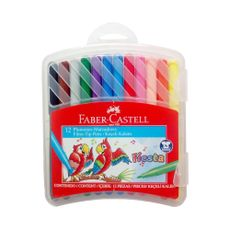 Marcador-fiesta-12-colores-Faber-Castell-1-19700