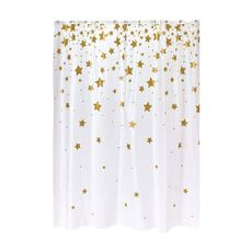 Cortina-de-Ducha-Estrellas-Fugaces-183x183cm-color-Dorado-1-20193