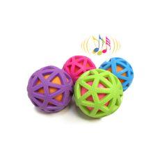 Juguete-para-mascota-pelota-con-triangulos-7cm-1-20833