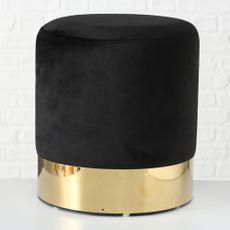 Taburete-velvet-42cm-Denzel-color-Negro-1-21774