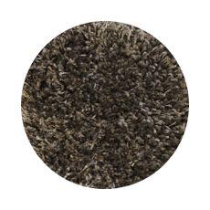 Alfombra-Luxury-Shaggy-Negra-160x160cm-1-22467