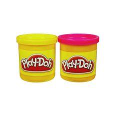 Play-Doh-pack-de-2-un-rosa-y-amarillo-1-23221