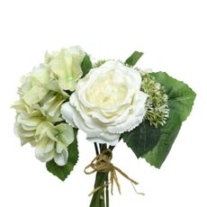 Ramo-de-flores-23x33cm-Blanco-Verde-1-23354
