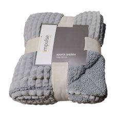 Manta-sherpa-textura-Gris-130x160cm-1-26869