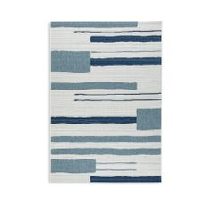 Alfombra-STAR-Beige-l-neas-azules-120x170cm-Balta-1-27064