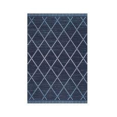 Alfombra-PRISMA-Azul-con-rombos-160x230cm-Balta-1-27018