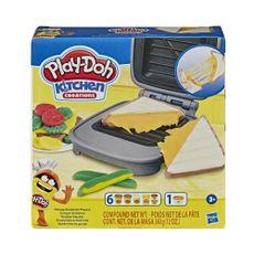 Play-Doh-Kitchen-Creations-Sandwichera-Divertida-1-27113