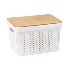 Cesto-organizador-Blanco-tapa-Bamboo-155l-Infinity-1-27648