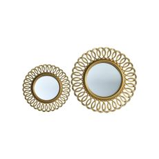 Set-de-espejos-de-pared-circular-borde-espiral-Dorado-3pzas-1-28312