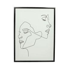 Cuadro-dos-Rostros-Frente-Canvas-Negro-45x60cm-1-29114